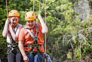 High Ropes at Mount Cook