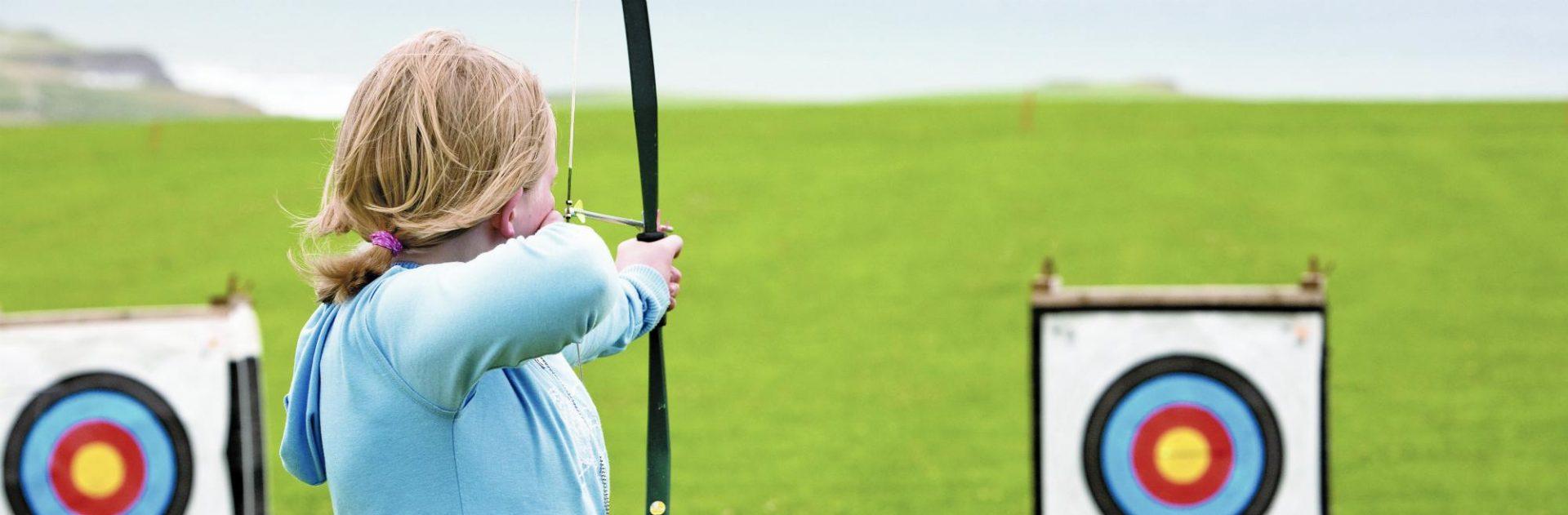 Archery at JCA Centre