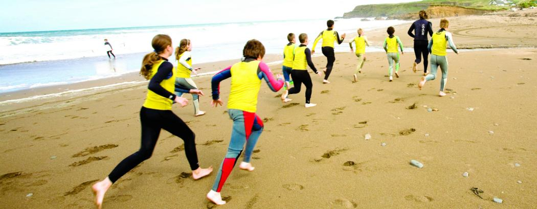 Mill Rythe Beach activities