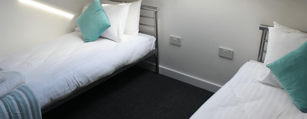 Condover bedrooms
