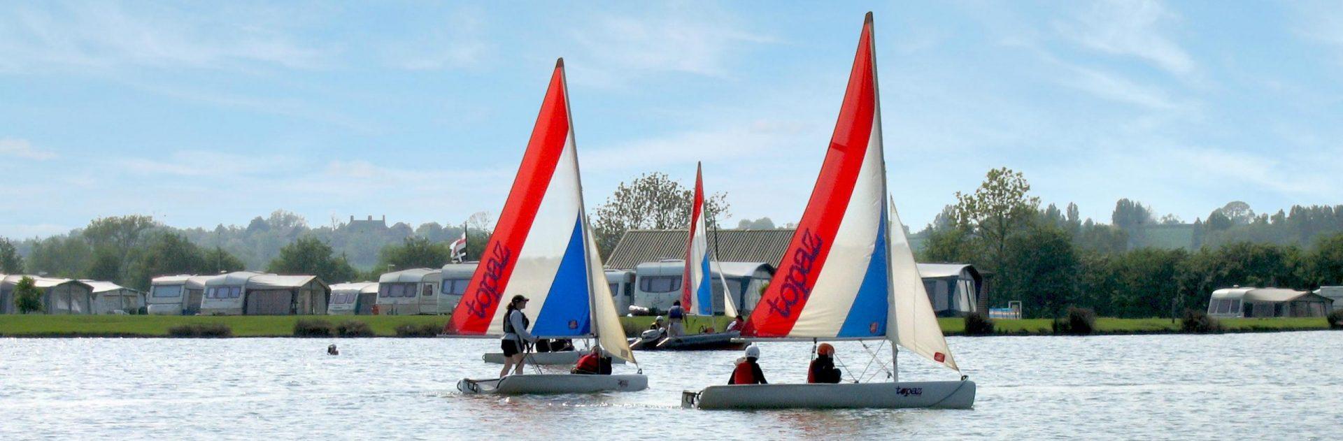 JCA Croft Farm sailing