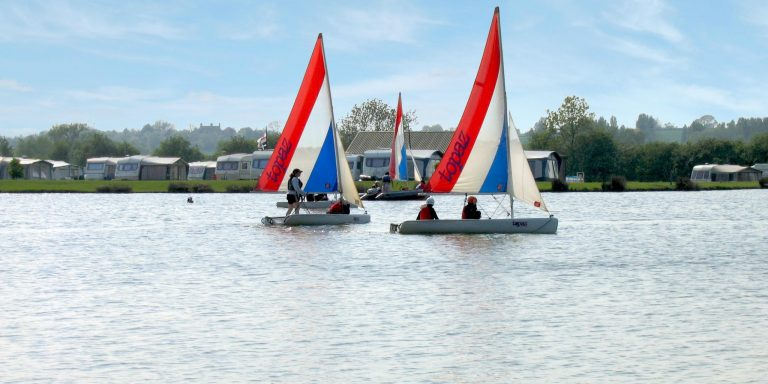 JCA Croft Farm sailing