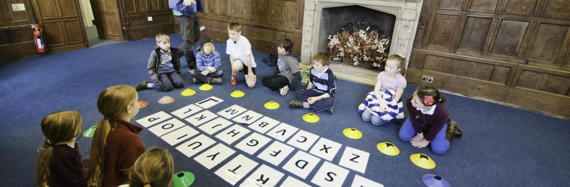 Initiative exercises with children