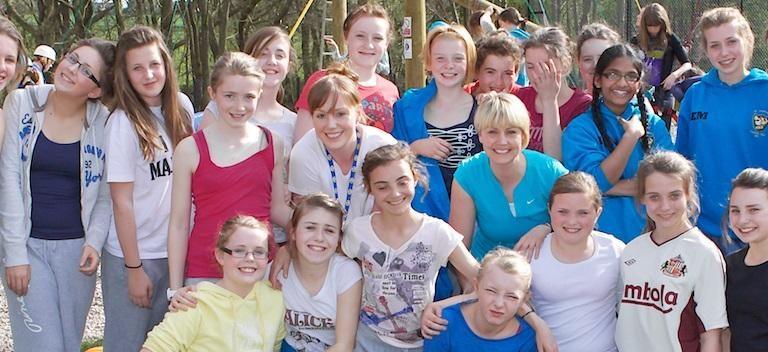 Secondary school residential trip